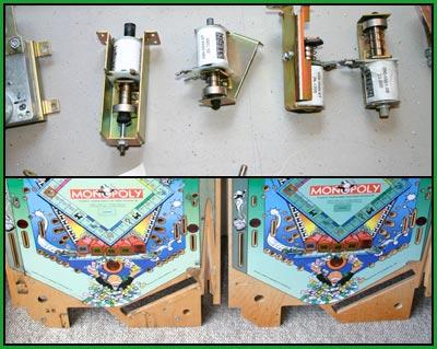 Pinball playfield swap, Pinball Restoration, pinball parts, Video