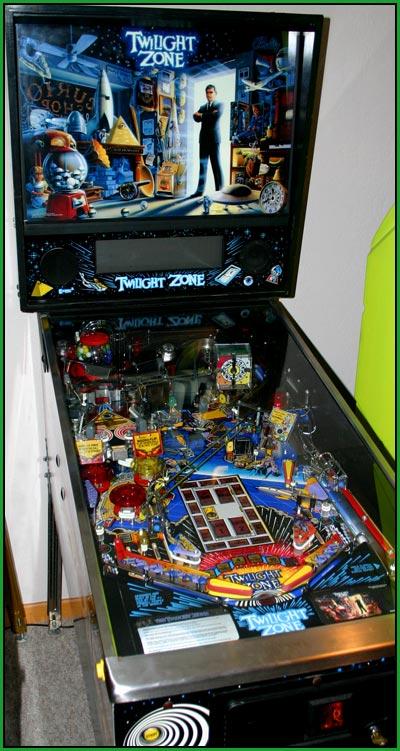 buy twilight zone pinball machine